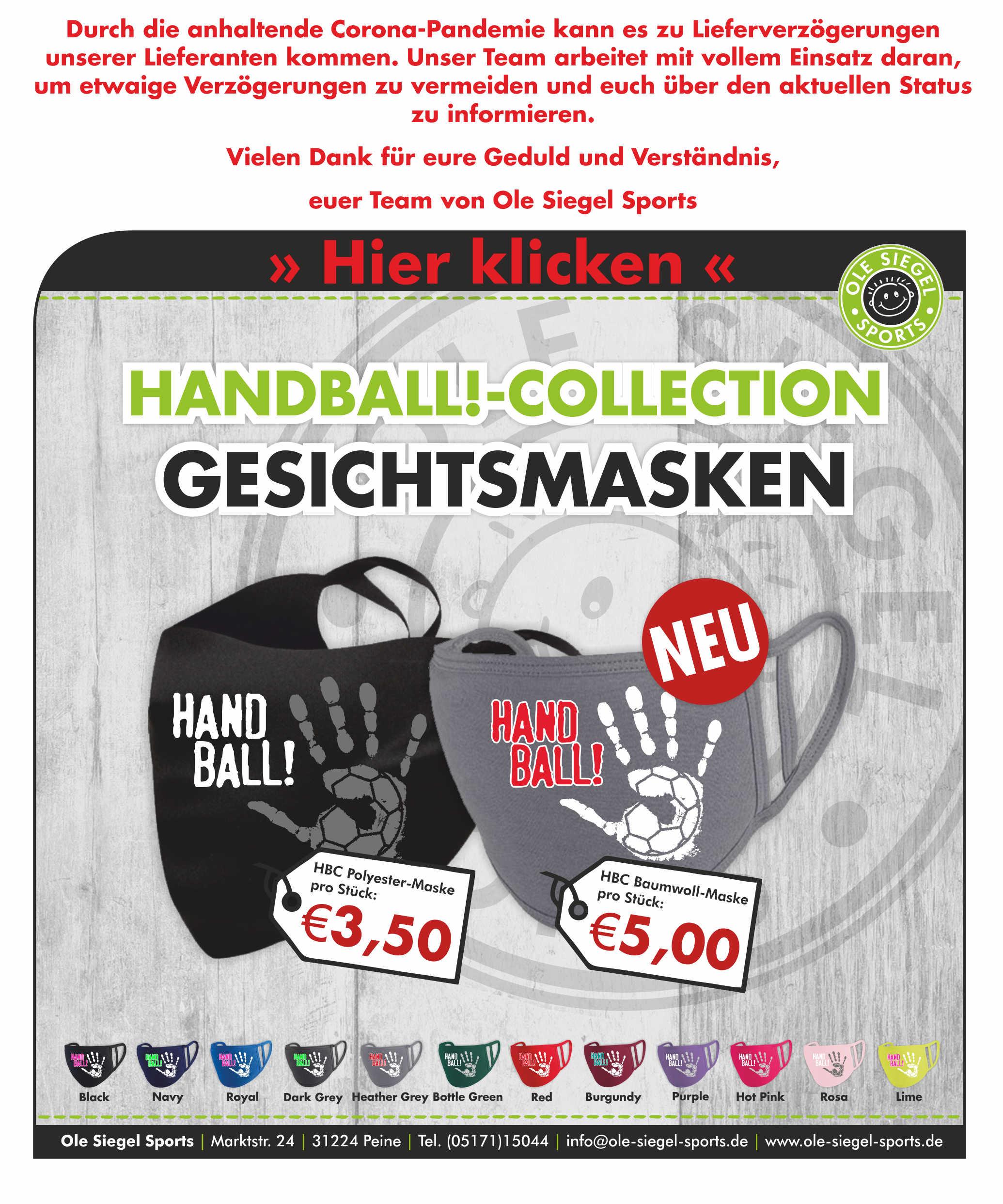 HBC-Mundschutz