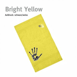 Handball-Collection Badetuch bright yellow