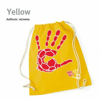 Turnbeutel Handball-Collection yellow