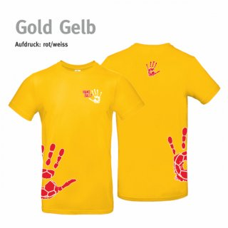 T-Shirt Unisex Handball-Collection gold