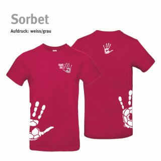 T-Shirt Kids Handball-Collection sorbet