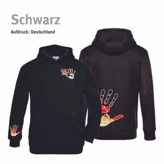 Kapuzensweatshirt Kids Handball-Collection black