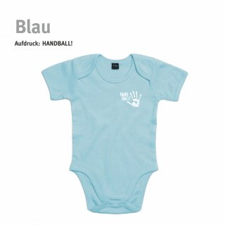 Baby-Body Handball-Collection dusty blue