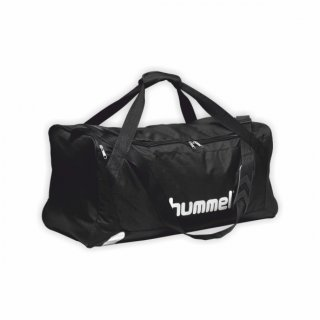 HSG09 hummel Sports Bag Schwarz