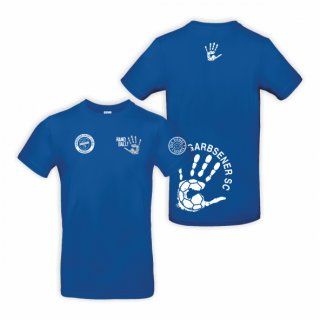 Garbsener SC HB T-Shirt Kids royal