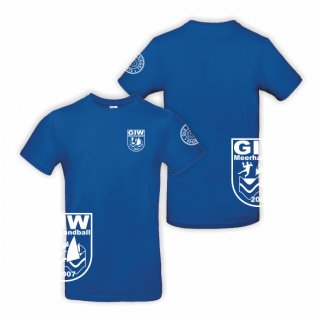 GIW Meerhandball UnisexT-Shirt royal